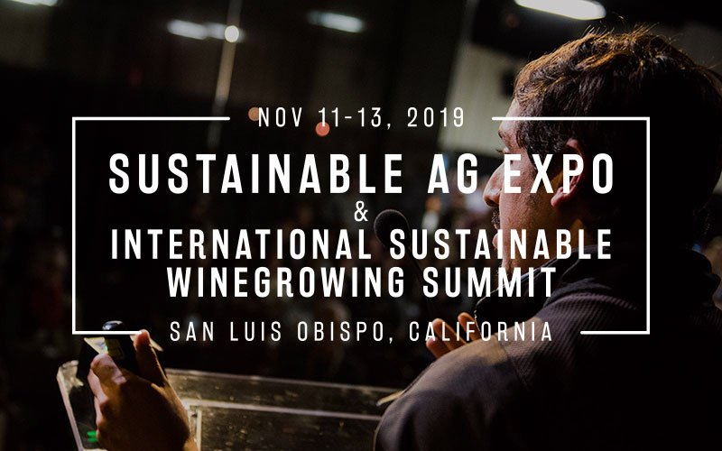Sustainable Ag Expo 2019